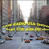 The Saw Radio USA Show, Sept 17th