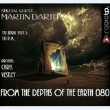 From The Depths Of The Earth 080 Radio TP Guest session