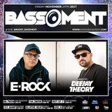 The Bassment w/ DJ E-Rock 11.24.17 (Hour One)