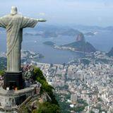A viagem para o Brasil