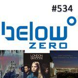 Below Zero Show #534