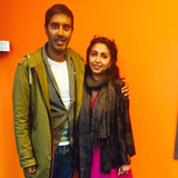 BBC Radio Asian Network Interview - Simral Lal & Nihal Arthanayake