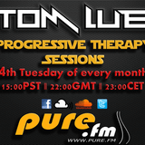 Tom Lue - Progressive Therapy Sessions 033 [May 28 2013] on Pure.FM
