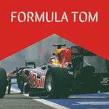 Formula Tom - 2nd October 2018