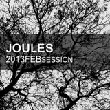 JOULES / 2013,FEB / DEEPHOUSE & TECH-HOUSE / 107 MIN