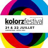 RCA reçoit Pascal Maurin pour le Kolorz Festival