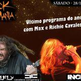 Rock Mania #159 - Com Max Cavalera, Richie e EL do Incite - 28/12/13