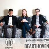 MikeyPod 240 | Piano Trio Bearthoven