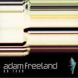 adam freeland on tour 2001 cd