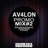 Promo Mix #2 - AV4LON | House Rox Records