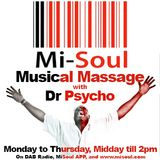 DR PSYCHO MIXES UP SOME NEW JACK SWING ON MISOUL