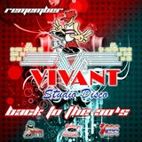 Vivant Studio Disco Fin de año 1999 session CD Vol.1 Mix By Dj Rowdy Boy Retta