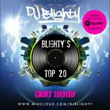 #BlightysTop20 November 2017 // R&B, Hip Hop & Afro // Instagram: djblighty
