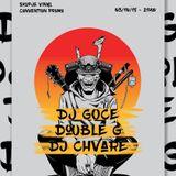Oublicast #010 - DJ Chvare