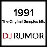 1991: The Original Samples Mix