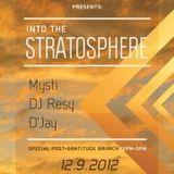 Mysti - Indigo Sessions 023 - Fleeting Dream - Into the Stratosphere (Dec 2012)