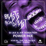 #LoveDoughPowerMix - Beasts from da East