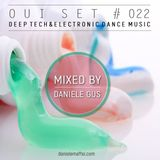 Oui Set Mix #022 (Deep Techno & Electronic Dance Music)