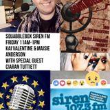 SquabbleBox (26.02.16) - With Special Guest 'Eurovision Correspondent' Ciaran Tuttiett