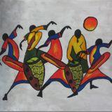 Afro Tribal-Deep  Space Mix_ Dj Greg
