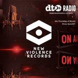 New Violence Radio Ep. 4 - Josh Gregg Guestmix