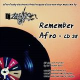 DJ Zeyhan - Remember Afro - CD 38