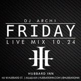 Live @ Hubbard Inn 10.24.15