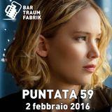 Bar Traumfabrik Puntata 59 - Il Cinema di DOMANI (uscite 3-4 febbraio 2016)