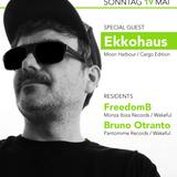 Bruno Otranto B2B FreedomB @ Wakeful (Golden Gate Club) [Berlin] 19.05.2013 -Part1-