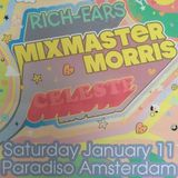 Rich-Ears DJ-set @ Paradiso - Amsterdam