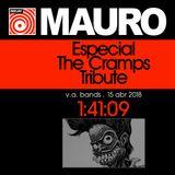 THE CRAMPS Tribute v.a. bands - Dj Mauro Lima - 15 Abr 2018
