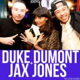 JAX JONES + DUKE DUMONT LIVE @ RADIO 1 LOUNGE SESSIONS