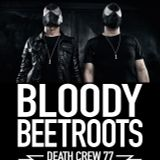 """Special size of """" The Bloody Beetroots """"..."""
