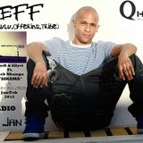 Djeff (Kazututa Journey to Tribe Records Mix) QH Radio Monday Guest Show