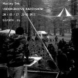 Marley Tek - UNDERGROOVE Radioshow by Alexey DIICH 280517