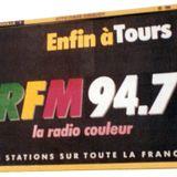 RFM la Radio Couleur en 1986/1987