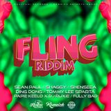 FLING RIDDIM - PRODUCED BY ROMEICH ENTERTAINMENTS - MIXED BY NINO BROWNE