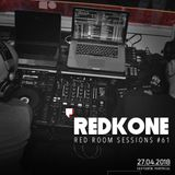 Redkone LIVE at Red Room Sessions // 61 ( 27-04-2018 )