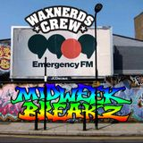 No.10 Midweek Breaks on 99.9FM HipHop/Breaks 45's