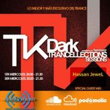 Hassan JeweL @ Tech Kracid Press. Dark Trancellections Sessions EP.1