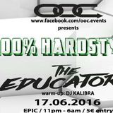 Kalibra DJ - 100% Hardstyle@Epic(Luxembourg) WARM_UP Mix