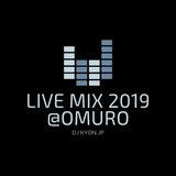 2019.04.28(Sat)LIVE MIX-R&B,EDM-@OMURO STUDIO(KYOTO)