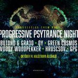 QY - Progressive Psytrance Night 2017.10.14