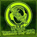 DJ D.N.A. OF GENETIKZ LIVE 6-8-19 ON ANTI SOCIAL DNB