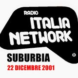 SUBURBIA CHART - RIN RADIO ITALIA NETWORK con Marco Biondi 22.12.2001