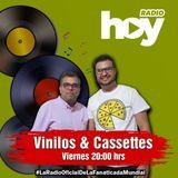VINILOS Y CASSETTE 30-08-2019