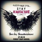 @ Stay Hardcore - Panoptikum 07.05.16