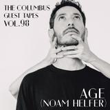 THE COLUMBUS GUEST TAPES VOL. 98 - AGE (NOAM HELFER)