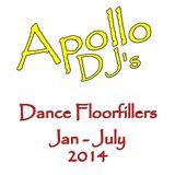 Apollo DJ's Floorfillers Jan-July 2014