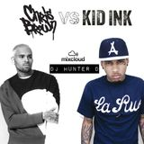 DJ Hunter D: Chris Brown vs Kid Ink - @DJHunterD_